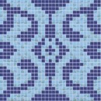 Модуль из мозаики Muscari